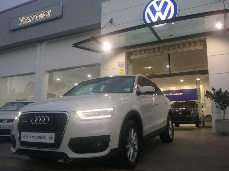 Audi Q3 2.0 TDI quattro S tron Advanced edition