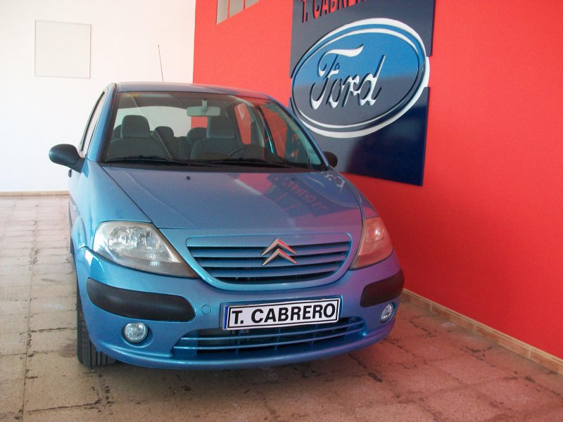 Citroen C3 1.4 HDi 16v SX Plus