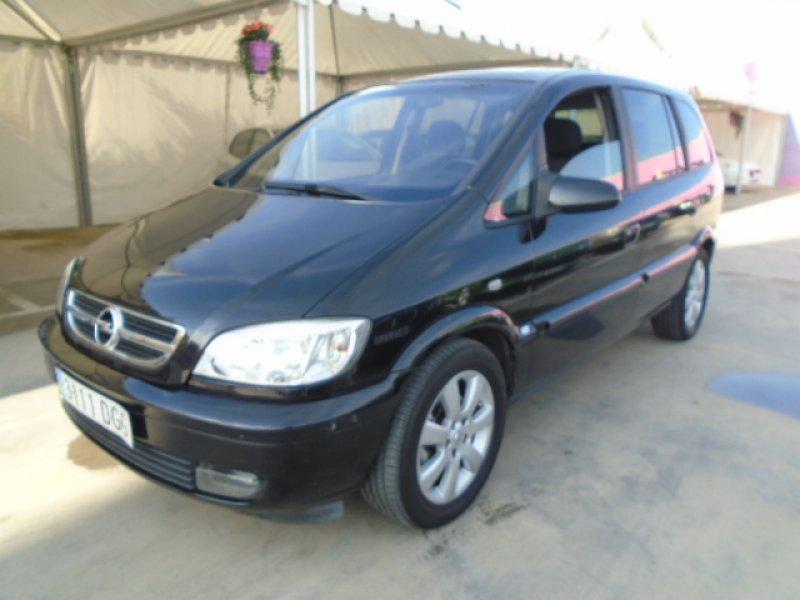 Opel Zafira 2.0 Dti 16v Elegance