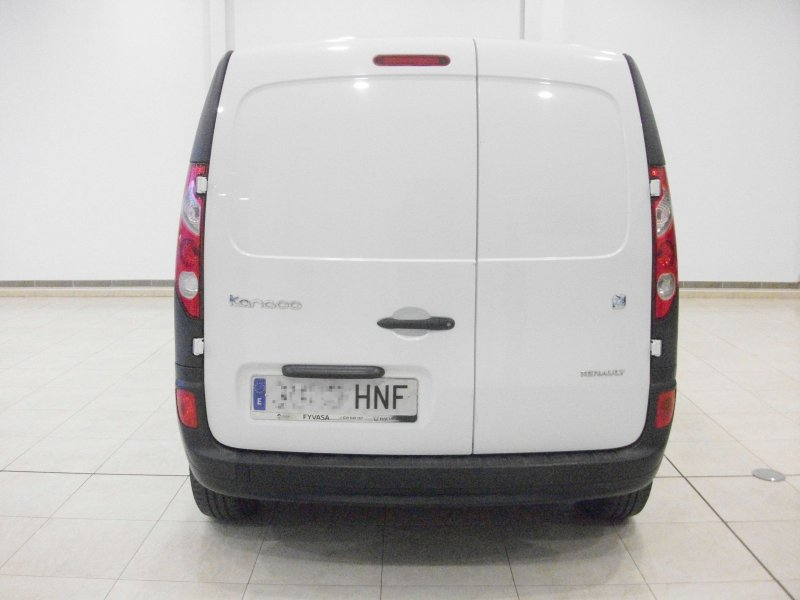Renault Kangoo Furgón Z.E. Z.E.