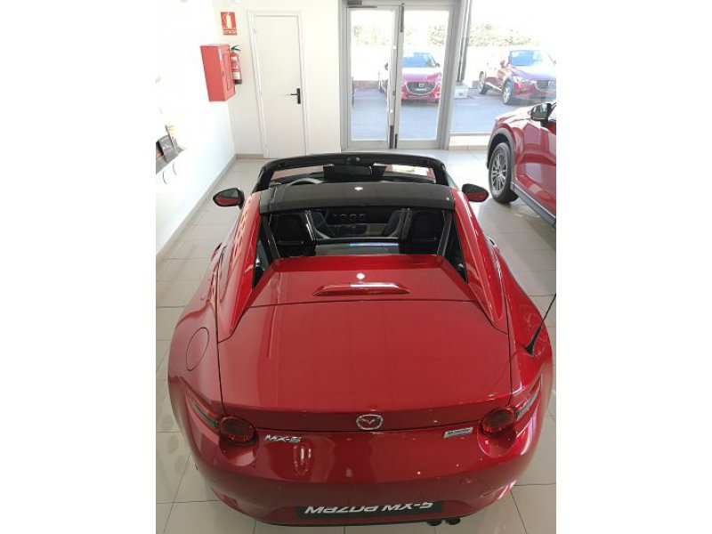 Mazda MX-5 2.0 118kW (160CV) Luxury