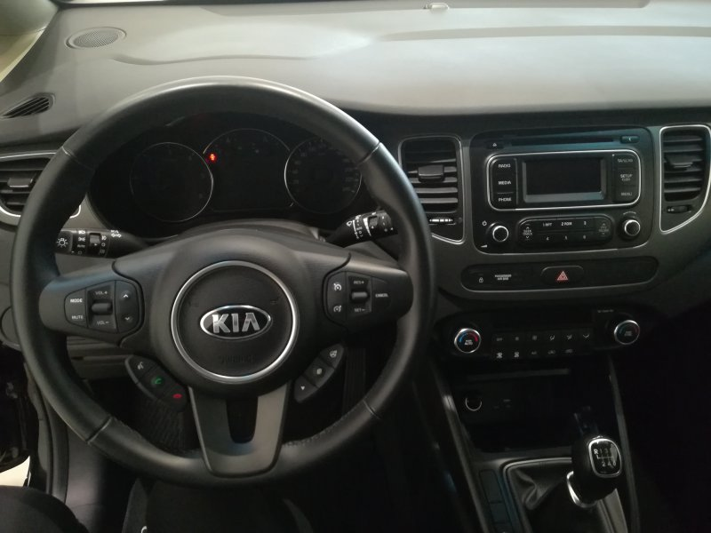 Kia Carens 1.7 CRDI 115CV 1.7 CRDI Concept