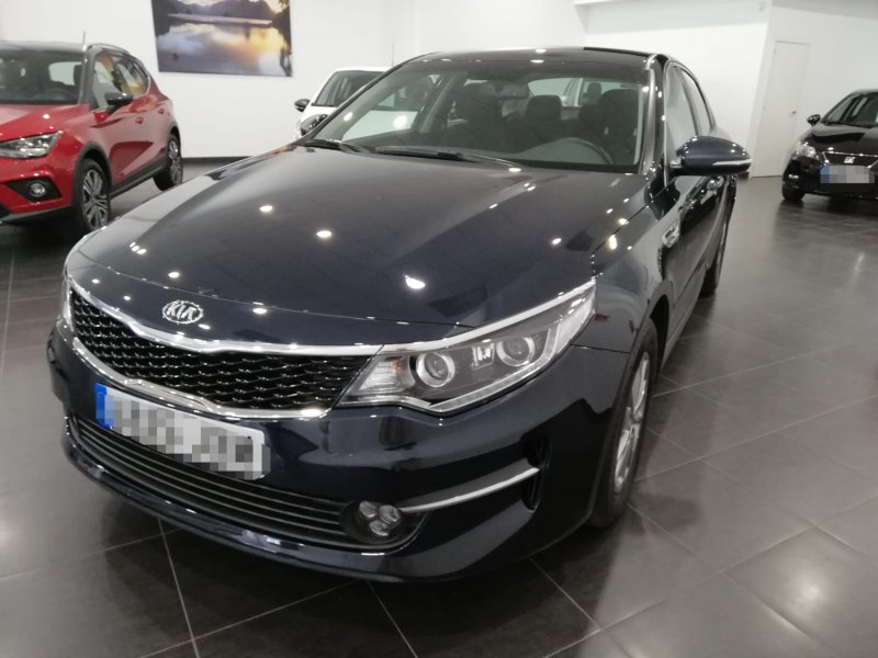 Kia Optima 1.7 CRDi VGT Eco-Dynamics Business