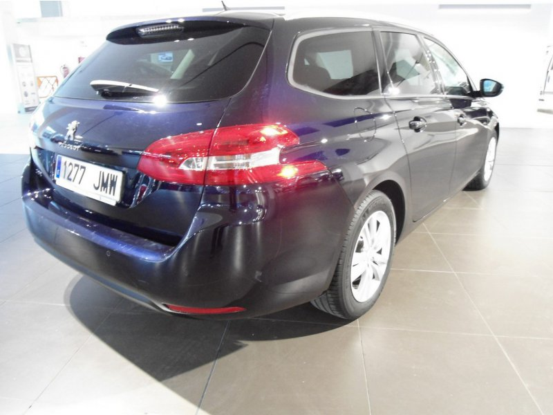 Peugeot 308 SW STYLE 1.6 BLUE HDI 120