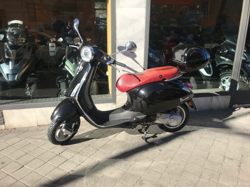 Vespa Primavera 50 2T 50 cc