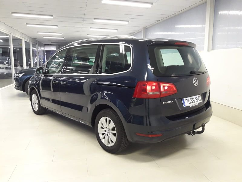 Volkswagen Sharan 2.0 TDI 140cv DSG Advance BMotion Tech Advance Bluemotion