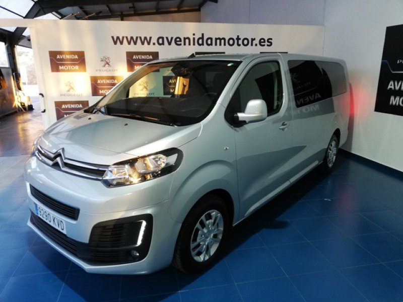 Citroen Spacetourer Talla XL BlueHDi 110KW (150CV) Business