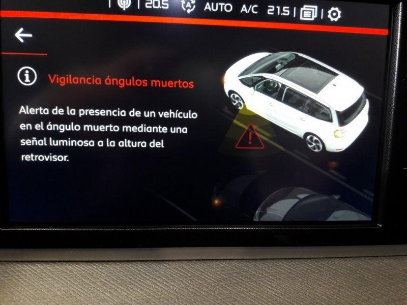 Citroen Grand C4 Picasso PureTech 130 S&S 6v EAT6 Shine