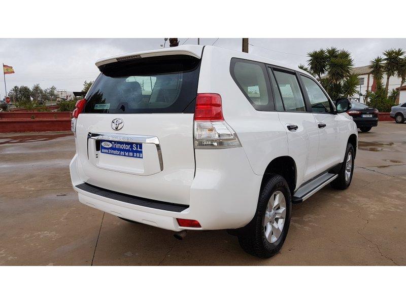 Toyota Land Cruiser 3.0 D-4D 173CV GX
