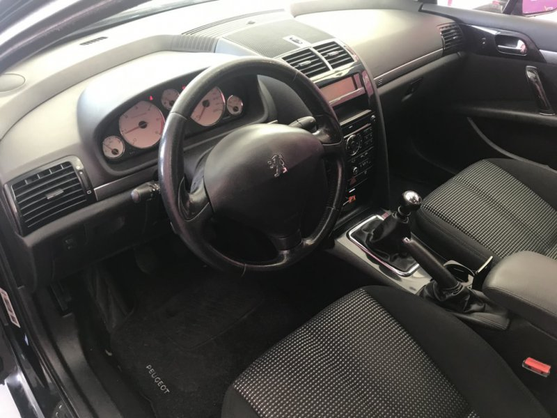 Peugeot 407 2.0 HDI 136cv FAP Sport