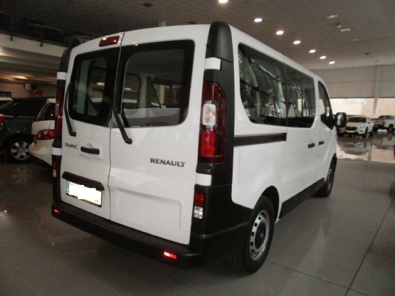 Renault Trafic Combi 9 Energy dCi 125 TT E6 Passenger