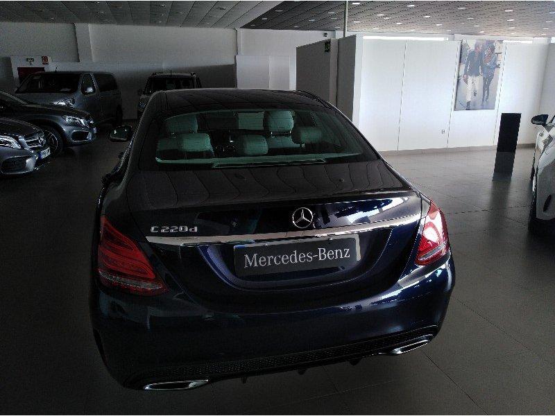 Mercedes-Benz Clase C C 220 d 4MATIC AMG Line
