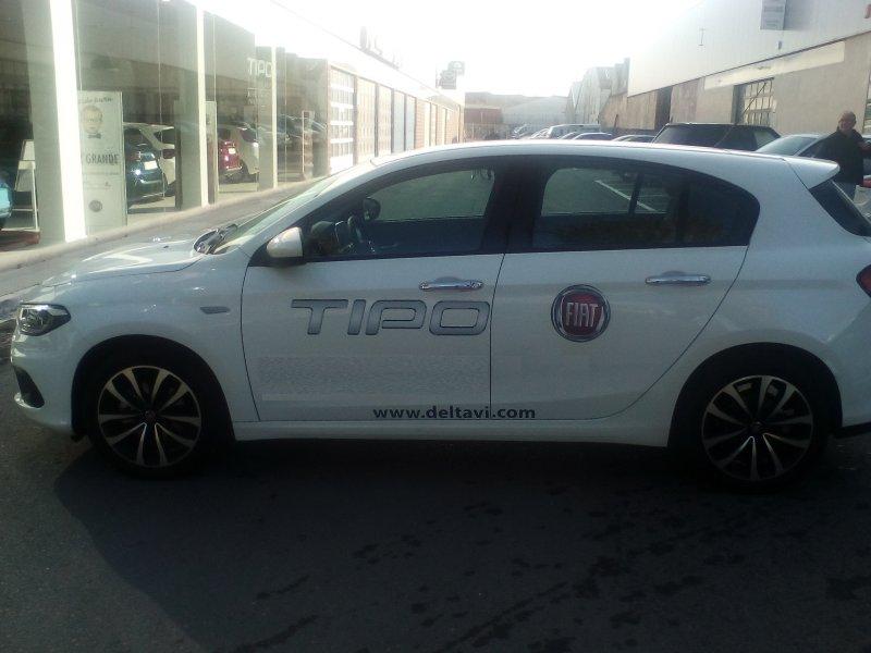 Fiat Tipo 1.4 16v 70kW (95CV) gasolina 5p. Lounge