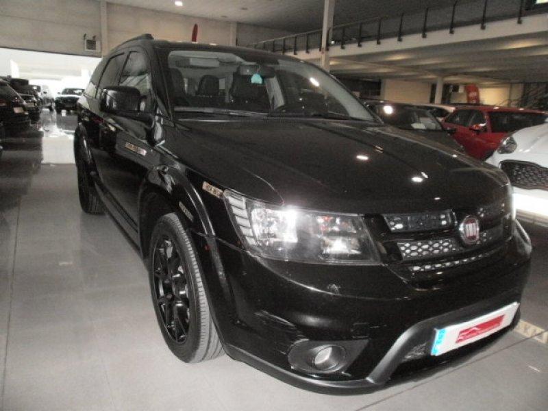 Fiat Freemont AWD 2.0 16v 170cv Diésel aut. Black Code