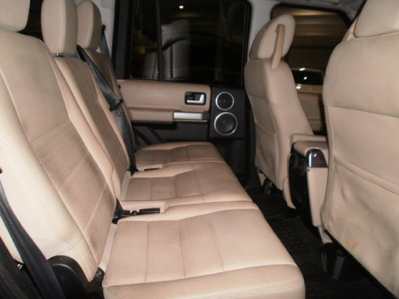 Land Rover Discovery 2.7 TDV6 CommandShift HSE