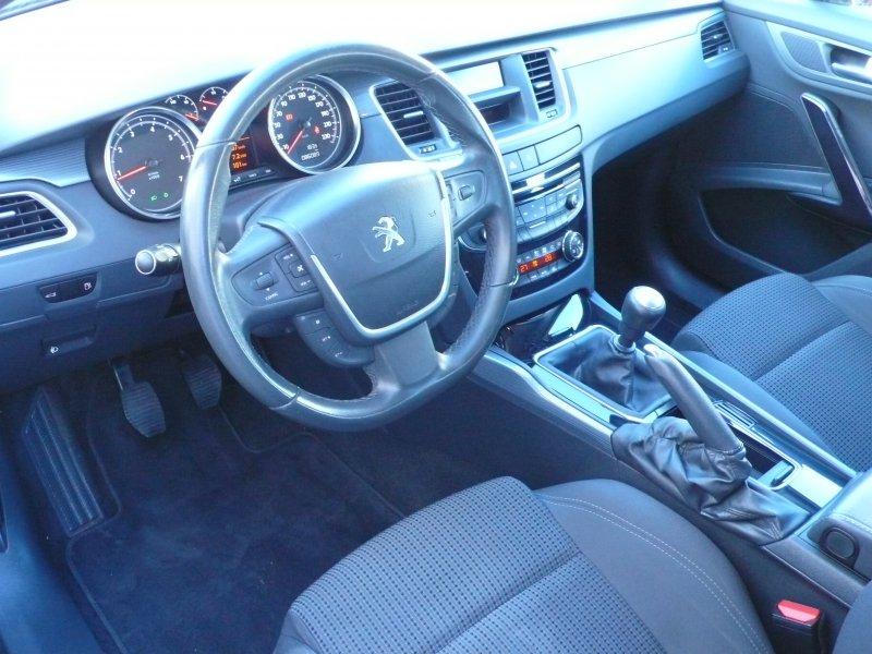 Peugeot 508 1.6 THP 155cv Active