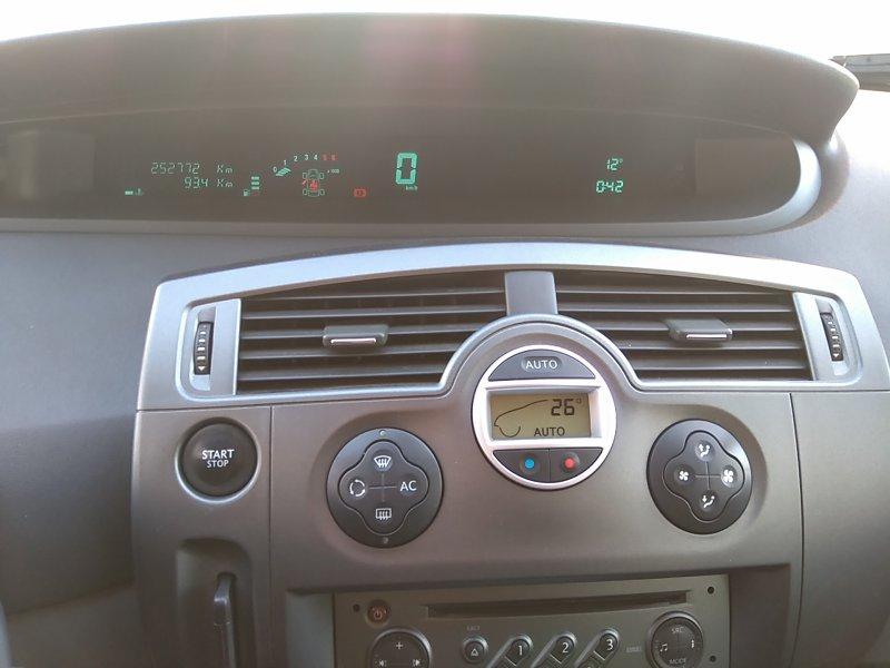 Renault Scénic 1.9DCI CONFORT AUTHENTIQUE