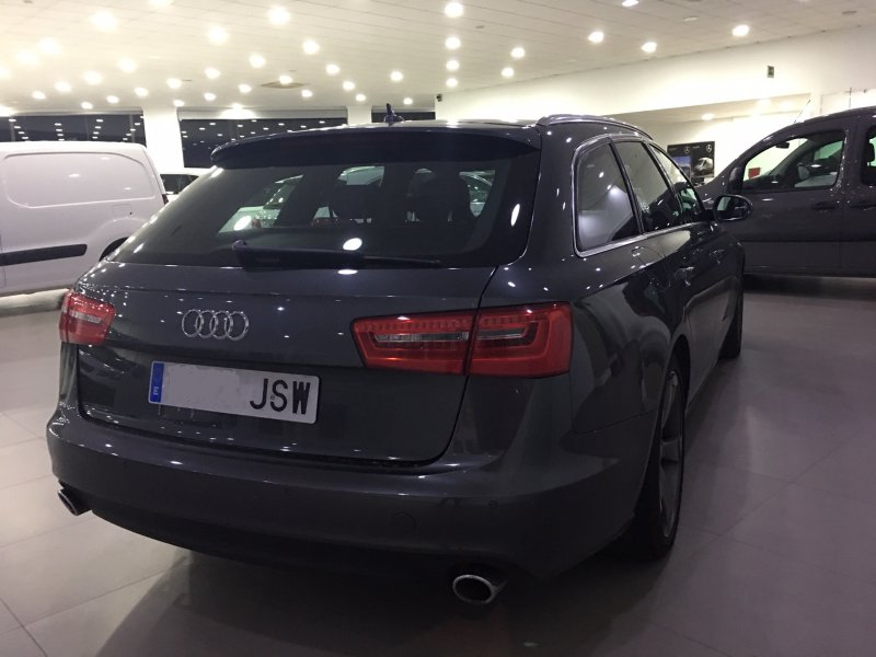 Audi A6 Avant 3.0 TDI 204cv quattro S tronic -