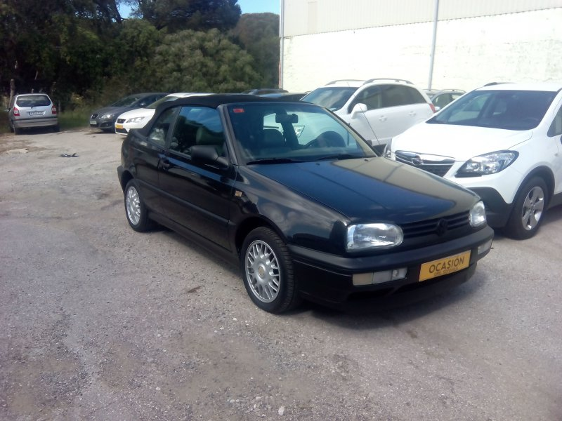 Volkswagen Golf 1.8 90CV  CABRIOT