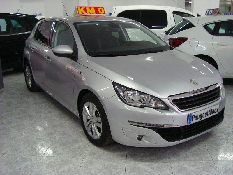 Peugeot 308 5p 1.6 BlueHDi 100cv Style