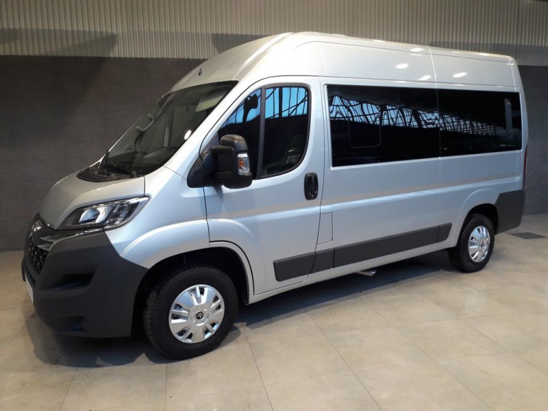 Citroen Jumper BlueHDi 118KW (160CV) Combi 33 L2H2 Club