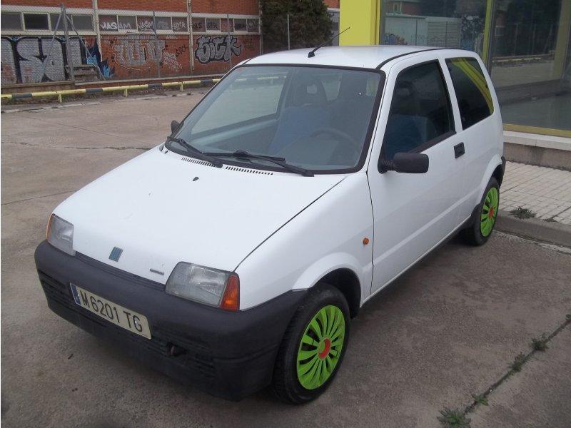Fiat Cinquecento 900 S