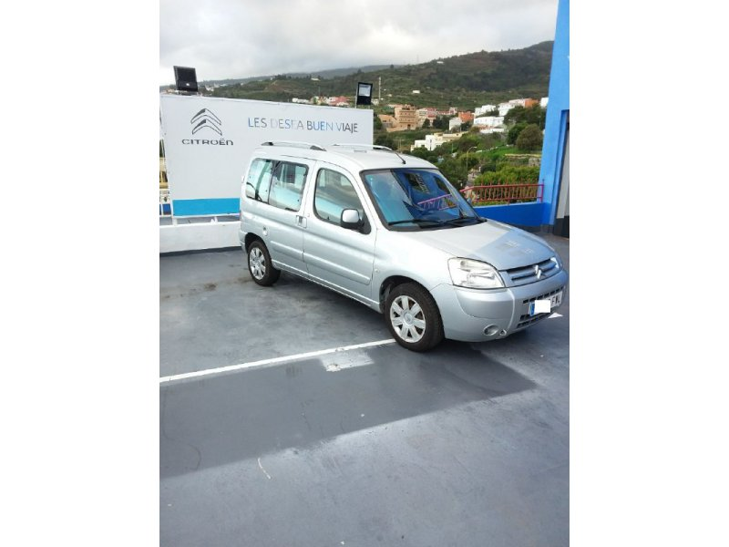 Citroen Berlingo 1.6 HDi Multispace Modutop