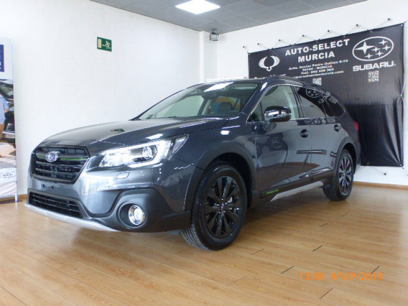 Subaru OutBack 2.5i BIFUEL GLP GASOLINA Executive Plus S