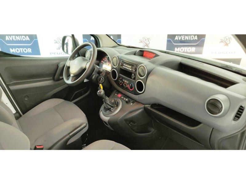 Peugeot Partner Furgón L1 1.6 BlueHDi 75 Confort