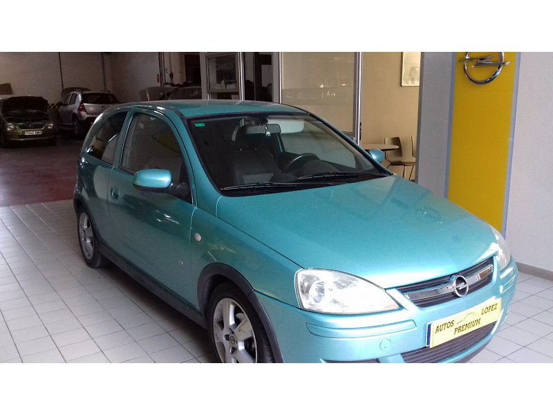 Opel Corsa 1.2 16v Easytronic Enjoy