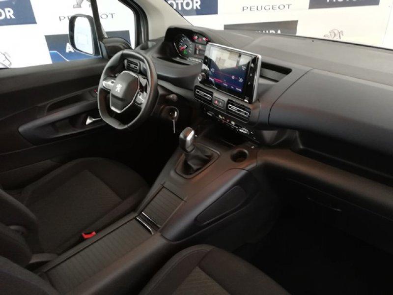 Peugeot Rifter Standard BlueHDi 73kW Allure