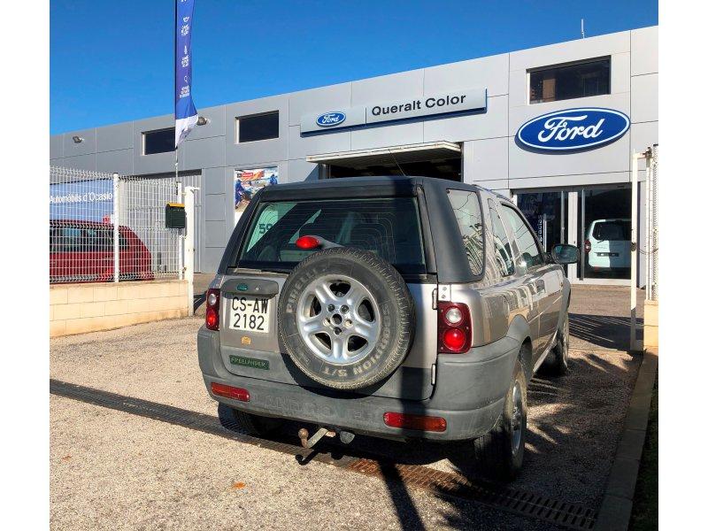 Land Rover Freelander 2.0DI HARDBACK -