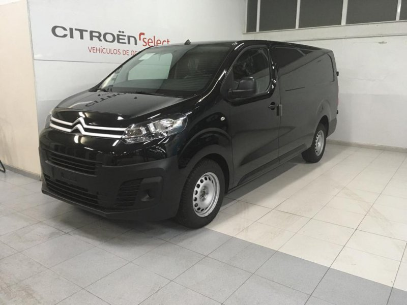 Citroen Jumpy Talla XL BlueHDi 120 6v Confort