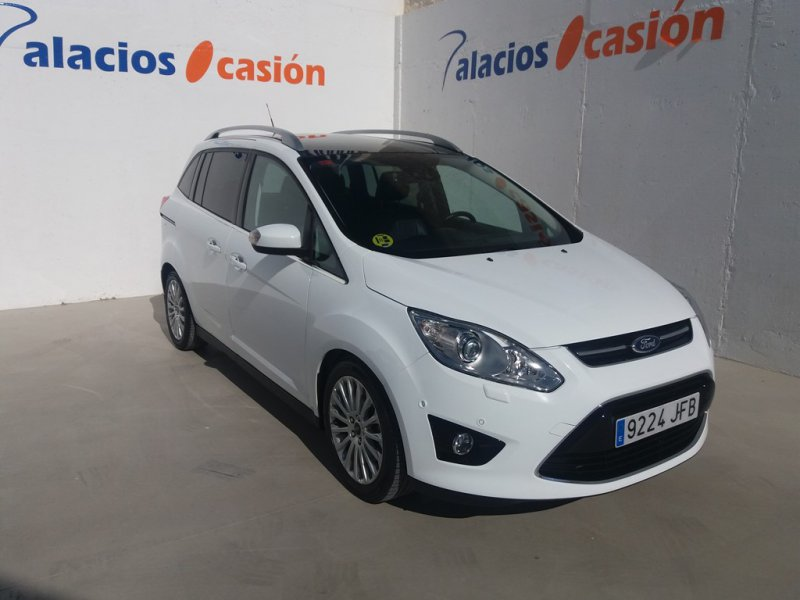 Ford Grand C-Max 2.0 TDCi 140 Titanium