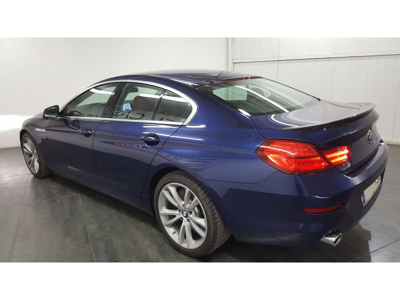 BMW Serie 6 640d Gran Coupe -