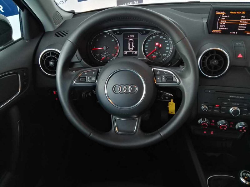 Audi A1 Sportback 1.6 TDI 90cv Attraction