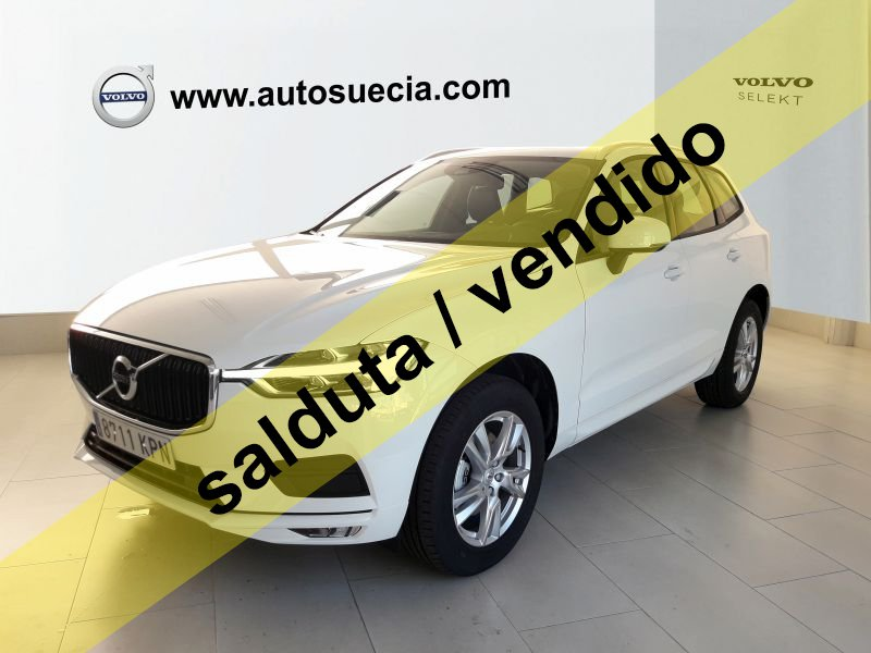 Volvo XC60 2.0 D3 Momentum Manual Momentum