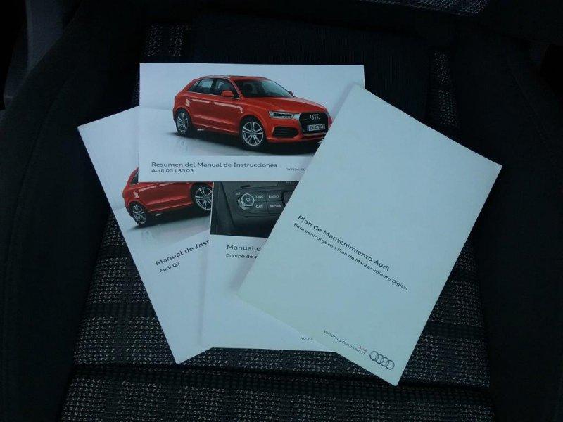 Audi Q3 2.0 TDI 150CV Design edition