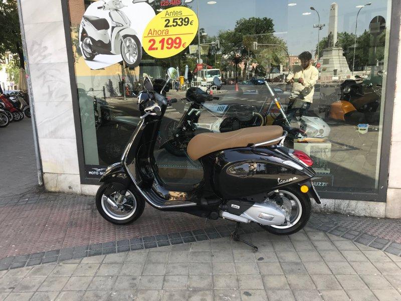Vespa Primavera 125 i.e 3V ABS 125 cc