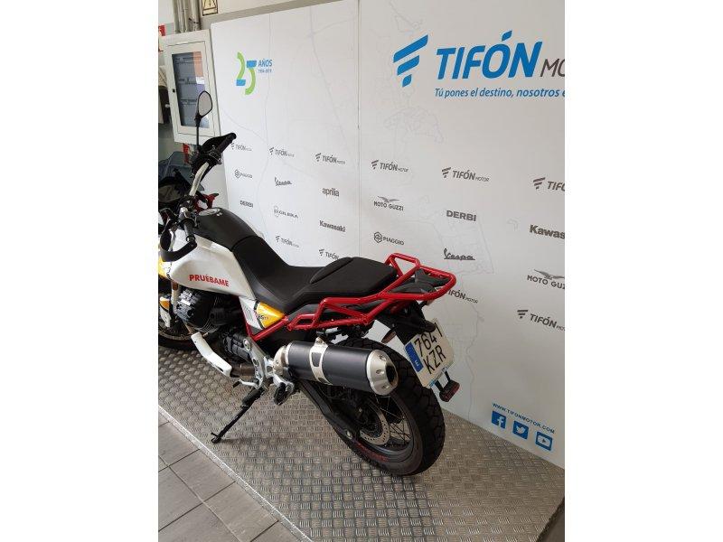 Moto Guzzi V85 TT 850