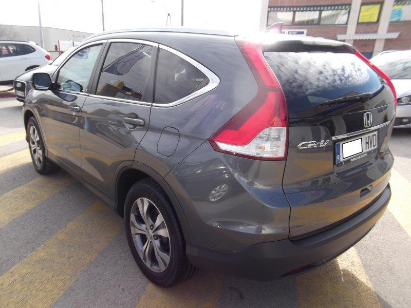 Honda CR-V 2.2 i-DTEC Auto Lifestyle