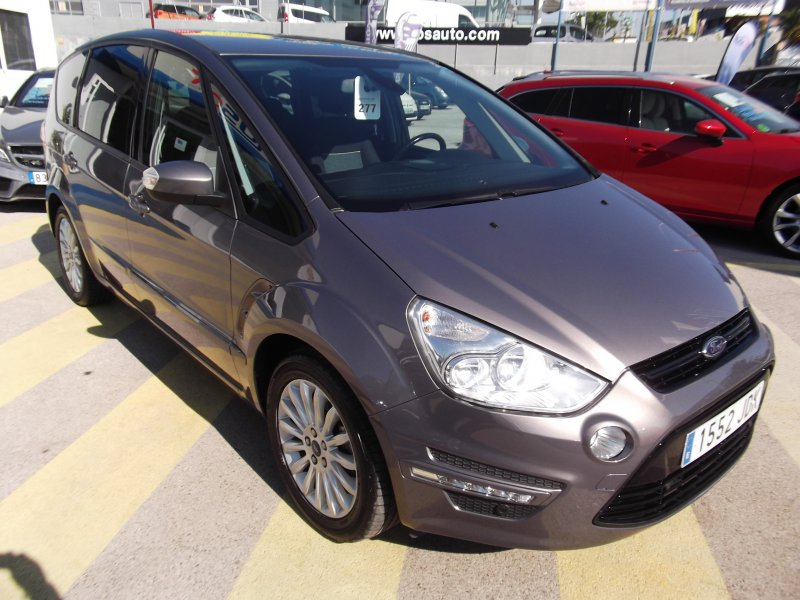 Ford S-Max 2.0 TDCi 140cv Limited Edition