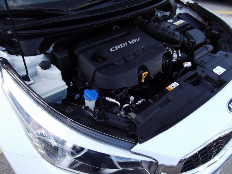 Kia pro_ceed 1.6 CRDi VGT 110CV Concept