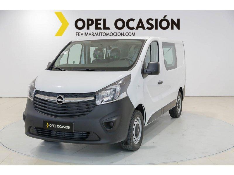 Opel Vivaro 1.6 CDTI S/S 95 CV L1 2.7t Combi-6 M1 -