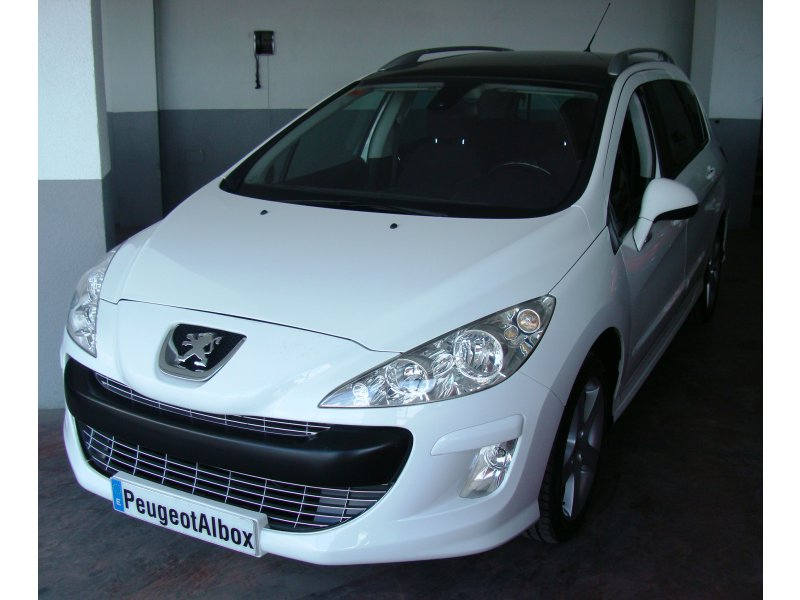 Peugeot 308 SW 2.0 HDI 136cv FAP Premium