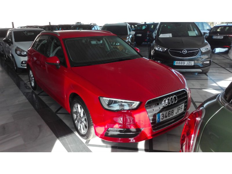 Audi A3 Sportback 1.4 TFSI 125CV Attracted
