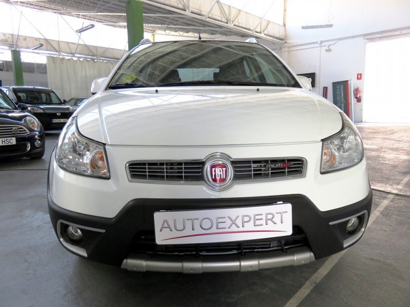 Fiat Sedici 1.6 16v 4x4 Emotion