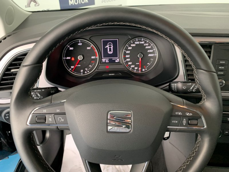 SEAT León ST 1.6 TDI 85kW (115CV) St&Sp Style