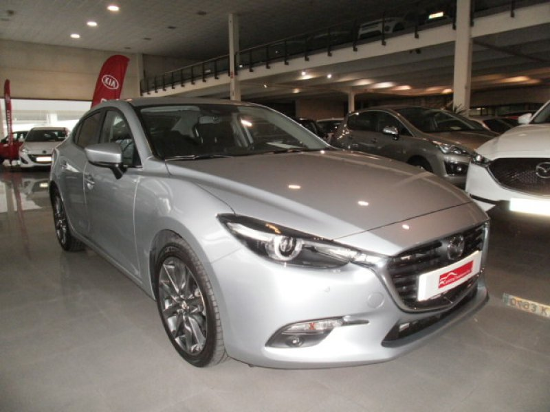 Mazda Mazda3 2.2 SKYACTIV-D 110KW ZENITH+NAVEGADOR Zenith