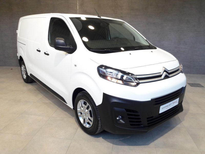 Citroen Jumpy Talla M BlueHDi 90KW (120CV) 6v Club